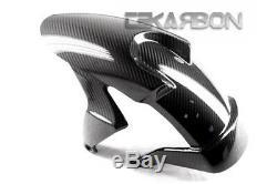 2009 2015 Aprilia Mana 850 Carbon Fiber Front Fender 2x2 twill weaves
