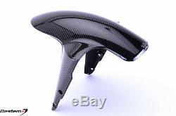 2009-2015 Ducati Streetfighter Carbon Fiber Front Fender, Twill