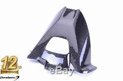 2009 2016 BMW S1000RR 2014 2016 S1000R Rear Tire Hugger Carbon Fiber Twill