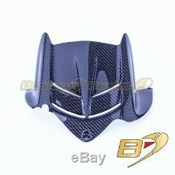 2009-2019 Kawasaki Ninja ZX-6R Carbon Fiber Rear Hugger Fender Twill Weave