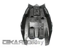 2010 2012 Kawasaki Z1000 Carbon Fiber Under Tail Fairing 2x2 twill weave