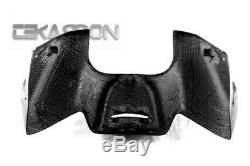 2011 2012 2013 Yamaha FZ8 Carbon Fiber Front Tank Cover 2x2 twill weaves