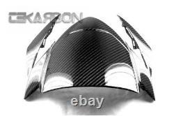 2011 2014 Suzuki GSR 750 Carbon Fiber Front Fairing 2x2 twill weave