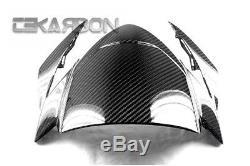 2011 2014 Suzuki GSR 750 Carbon Fiber Front Fairing 2x2 twill weaves