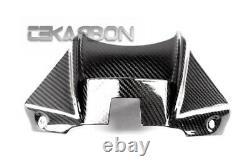 2011 2014 Suzuki GSR 750 Carbon Fiber Tank Cover 2x2 twill weaves