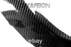 2011 2015 Kawasaki Ninja ZX10R Carbon Fiber Front Side Panels 2x2 twill