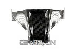 2011 2015 Kawasaki ZX10R Carbon Fiber Front Tank Rear Fuel Cover 2x2 Twill