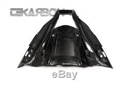 2011 2015 Kawasaki ZX10R Carbon Fiber Nose Fairing 2x2 twill weaves