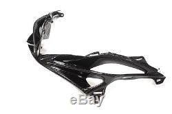 2011 2015 Suzuki GSXR 600 750 Carbon Fiber Nose Fairing 2x2 twill weave