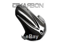 2011 2015 Suzuki GSXR 600 750 Carbon Fiber Rear Hugger 2x2 twill weave