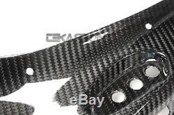 2011 2018 Suzuki GSXR 600 / 750 Carbon Fiber Front Fairing 2x2 twill weave