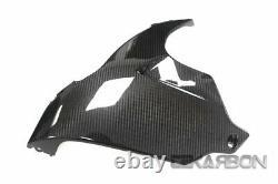 2011 2018 Suzuki GSXR 600 / 750 Carbon Fiber Lower Side Fairings fits Suzuki