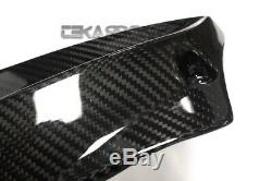 2011 2018 Suzuki GSXR 600 / 750 Carbon Fiber Side Fairing Panels 2x2 twill