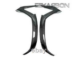 2011 2019 Kawasaki ZX10R Carbon Fiber Front Side Panels (fits Kawasaki)