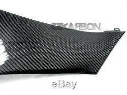 2011 2020 Kawasaki Ninja ZX10R Carbon Fiber Side Tank Panels 2x2 twill