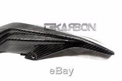 2012 2013 2014 2015 Yamaha Tmax 530 Carbon Fiber Upper Chain Guard 2x2 twill