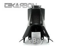 2012 2013 KTM Duke 200 125 Carbon Fiber License Plate Holder 2x2 twill weave