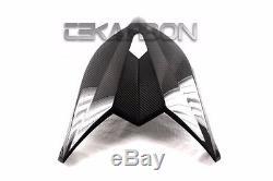 2012 2013 Yamaha Tmax 530 Carbon Fiber Front Fairing 2x2 twill Weaves
