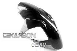 2012 2015 KTM Duke 200 125 390 Carbon Fiber Front Fender 2x2 twill weave