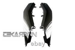 2012 2015 KTM Duke 200 125 390 Carbon Fiber Tail Side Fairings 2x2 twill