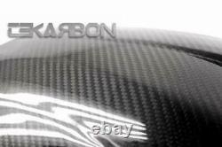2012 2015 KTM RC8 Carbon Fiber Rear Hugger Mud Guard 2x2 twill weaves