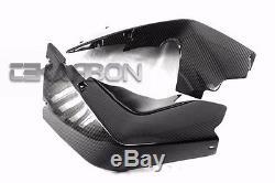 2012 2015 KTM RC8 Carbon Fiber Side Fairing Panels 2x2 twill weaves