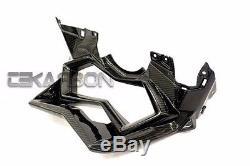 2012 2015 Yamaha Tmax 530 Carbon Fiber Instrument Gauge Cover 2x2 twill