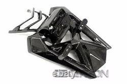 2012 2015 Yamaha Tmax 530 Carbon Fiber License Plate Holder 2x2 twill