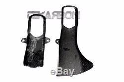 2012 2015 Yamaha Tmax 530 Carbon Fiber Swingarm Cover 2x2 twill