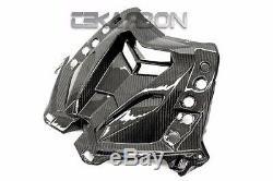 2012 2015 Yamaha Tmax 530 Carbon Fiber Upper Fairing- 2x2 twill