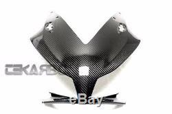 2012 2016 Honda CBR1000RR Carbon Fiber Front Fairing 2x2 twill weaves