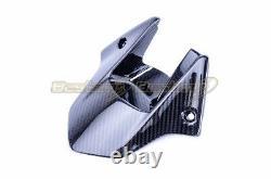 2012-2016 Honda CBR1000RR Carbon Fiber Rear Hugger Twill Weave