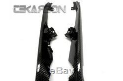 2012 2016 Honda CBR1000RR Carbon Fiber Side Fairing Panels 2x2 twill weaves