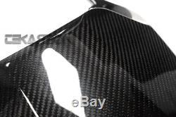 2012 2016 Kawasaki ZX14R Carbon Fiber Cowl Seat 2x2 twill weave