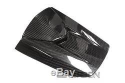 2013 2016 Honda CBR600RR Carbon Fiber Cowl Seat 2x2 twill weave