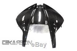 2013 2016 Honda CBR600RR Carbon Fiber Front Fairing 2x2 twill weave