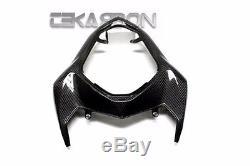 2013 2016 Kawasaki Z800 Carbon Fiber Tail Fairing 2x2 Twill weave