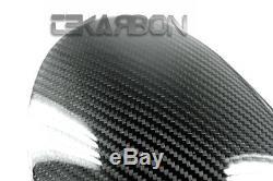 2013 2016 Kawasaki Z800 / Z1000 14-16 Carbon Fiber Front Fender 2x2 Twill