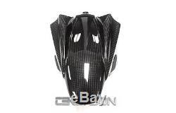 2013 2016 Yamaha FZ07 MT07 Carbon Fiber Front Fender 2x2 twill
