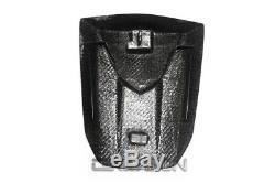 2013 2019 Honda CBR 600RR Carbon Fiber Rear Cowl Seat Cover 2x2 twill weave