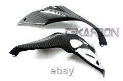 2014 2016 Kawasaki Z1000 Carbon Fiber Lower Side Fairings 2x2 twill weaves