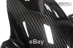 2014 2016 Yamaha FZ09 MT09 Carbon Fiber Front Fender 2x2 twill weave