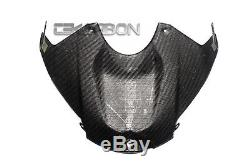 2015 2017 BMW S1000RR Carbon Fiber Front Tank Cover 2x2 twill weaves