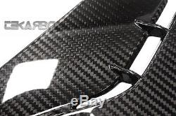 2015 2017 BMW S1000RR Carbon Fiber Lower Side Fairings 2x2 twill weaves