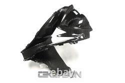 2015 2017 BMW S1000RR Carbon Fiber Nose Fairing 2x2 twill weaves