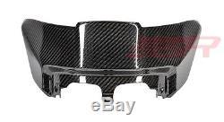 2015-2017 BMW S1000XR Gas Tank Pad Lower Cover Cowl Fairing Twill Carbon Fiber