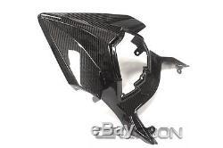2015 2017 Kawasaki Ninja H2 Carbon Fiber Tail Fairing 2x2 twill weaves