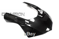 2015 2017 Yamaha YZF R1 Carbon Fiber Front Fairing 2x2 twill weaves