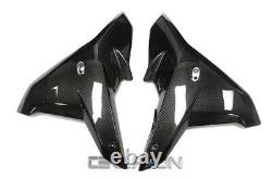 2015 2018 BMW R1200RS Carbon Fiber Front Side Fairings 2x2 twill weaves