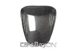 2015 2018 Suzuki GSX-S1000 Carbon Fiber Cowl Seat 2x2 twill weave